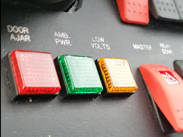 Dash Indicator Lights