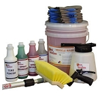 DELUXE VEHICLE CLEANING KIT