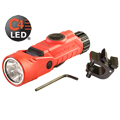 STREAMLIGHT VANTAGE® 180 HELMET/RIGHT-ANGLE MULTI-FUNCTION FLASHLIGHT