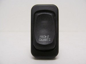 ALF Rocker Switch-Front Quartz