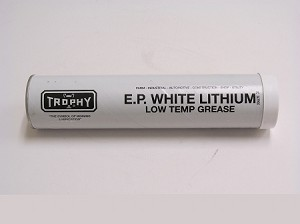 Trophy EP White Lithium Grease